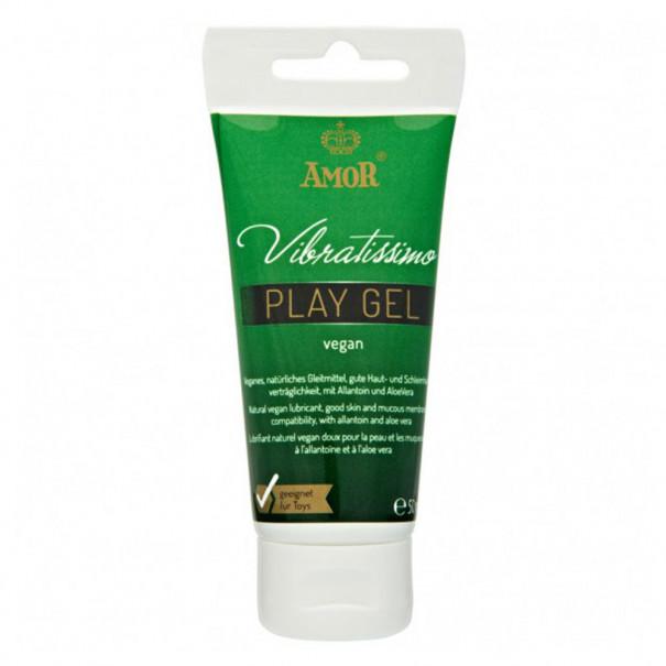 Lubrifiant Vibratissimo Play Gel Vegan