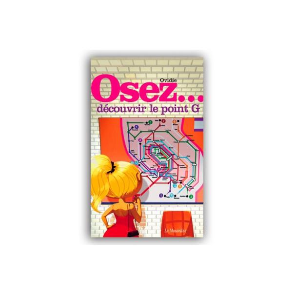 Livre Osez...découvrir le point G
