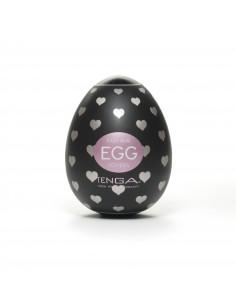 Tenga Egg : Oeuf petits coeurs