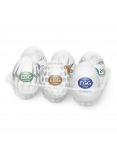 Tenga Egg: la boîte de 6 -...