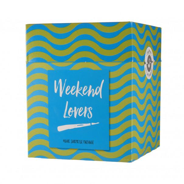 Box Week-End en amoureux