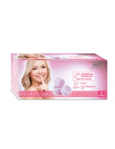 Soft Tampons Intimate Care...