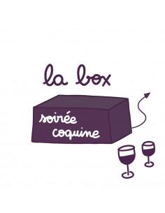 Box Soirée Coquine