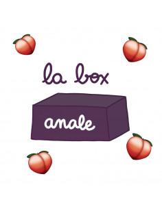 Box Initiation au plaisir Anal