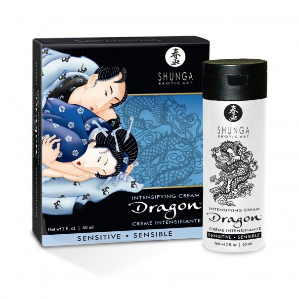 Crème virilité du dragon pour Homme