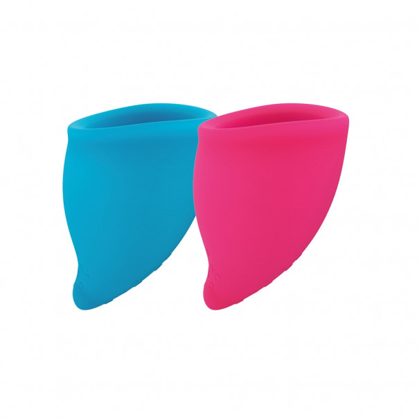Coupes Menstruelles Fun Cup taille A X2