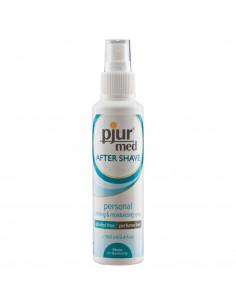 Spray douceur après-rasage...