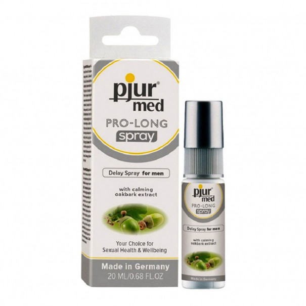 Spray retardant Pro Long Pjur