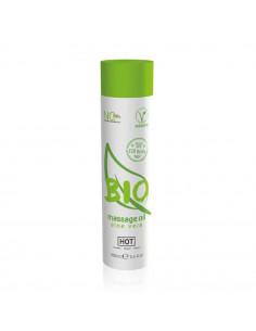 Huile de massage Bio Parfumée