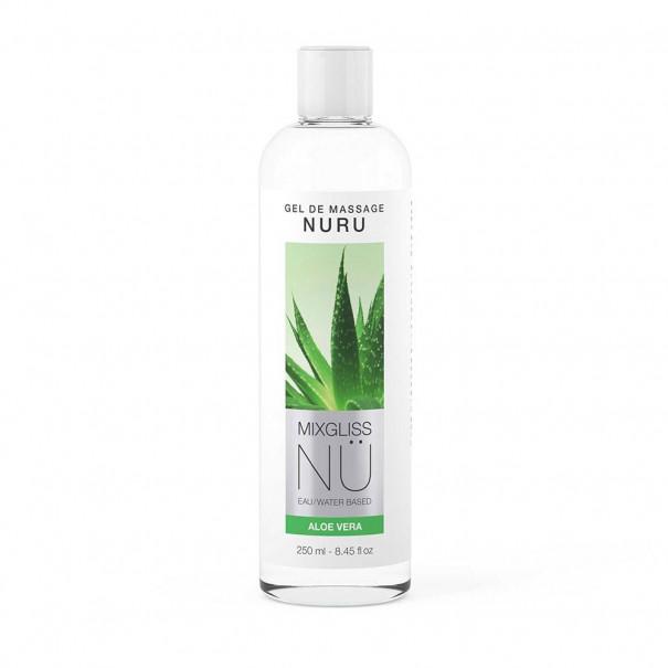 Gel de massage Nuru Aloe Vera