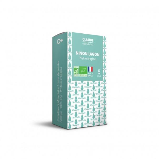 Hydratant vaginal Ninon Lagon 100% bio