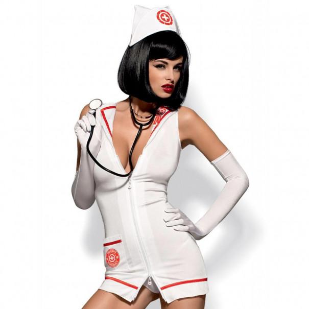 Déguisement infirmière sexy Obsessive