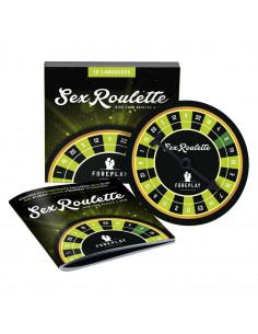 Jeu coquin Sex Roulette...