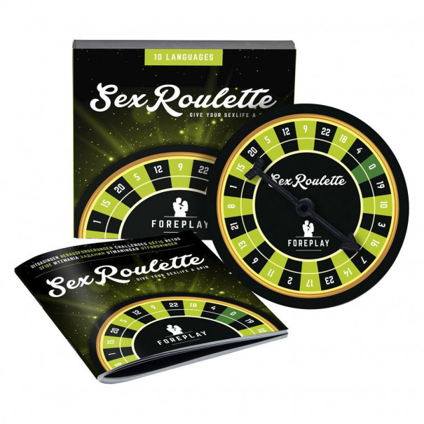 Jeu coquin Sex Roulette Foreplay