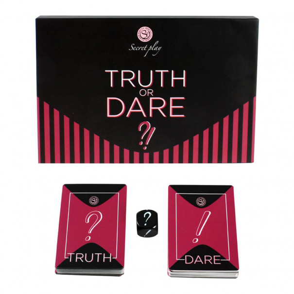 Jeu Truth or Dare (conséquence ou...