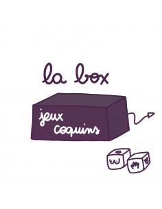 Box Jeux coquins