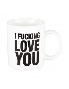 "Mug ""I fucking love you"""