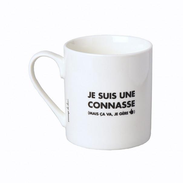 "Mug ""Je suis une connasse"""