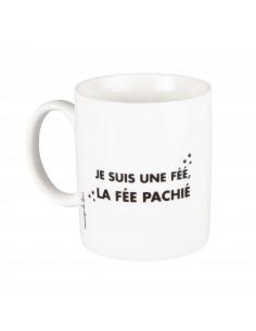 """Mug """"Je suis une fée, la..."""