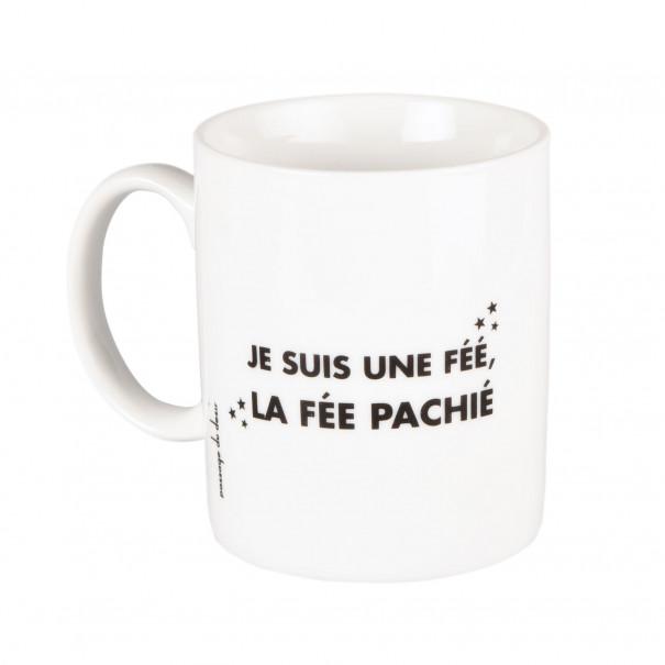 """Mug """"Je suis une fée, la fée pachié"""""""
