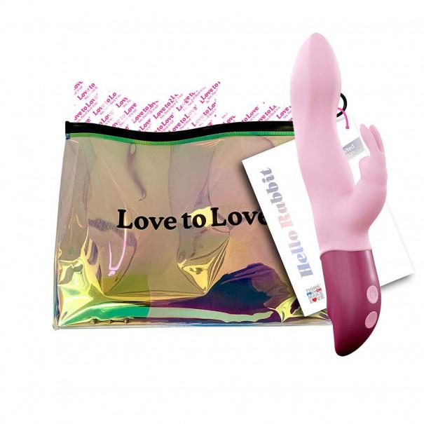 Hello rabbit de Love to Love