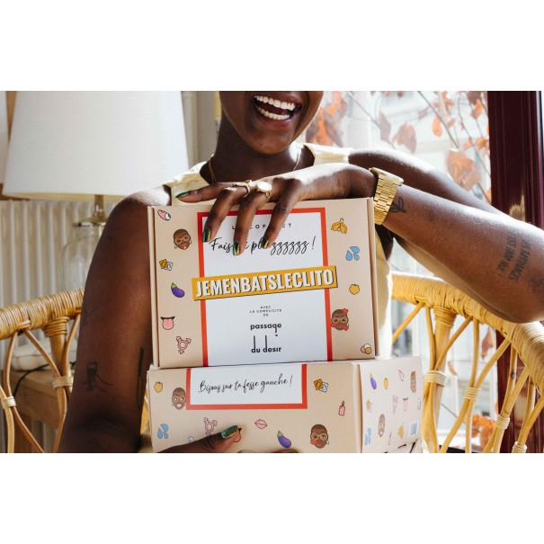 BOX Collab' Je M'en Bats le Clito #1
