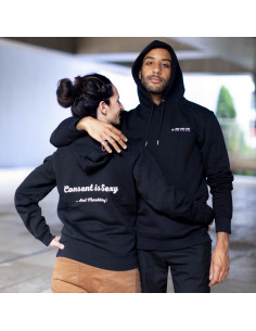 Hoodie Consent is Sexy