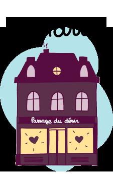PARIS - Boutique Hôtel de Ville