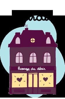 PARIS - Boutique Le Marais